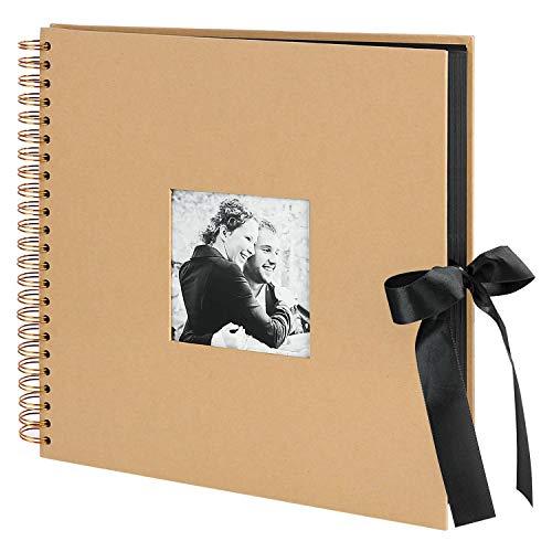 Cikuso 12X12 Pulgadas álbum De Recortes álbum De Fotos con ...