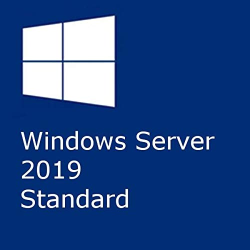 Windows Server 2019 Standard ESD Key Lifetime / Fattura / Consegna Immediata / Licenza Elettronica / Per 1 Dispositivo