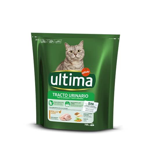 ultima Pienso para Gatos con Problemas del Tracto Urinario - 750 Gr, 1 x 750 g