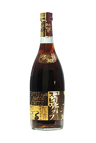 新里酒造『珈琲泡盛 コーヒースピリッツ』