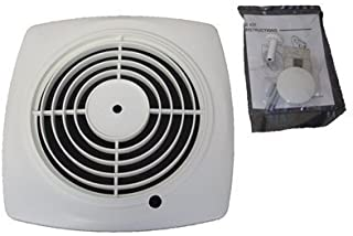 Nutone 97011790 Broan Grille (Replaces Old Style) Wall Fans Part