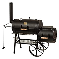 "Joe's Barbecue Smoker 16"" Klassieke Locomotief*"