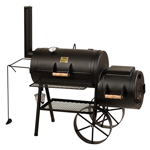 "Joe's Barbeque Smoker 16"" Classic Lokomotive"