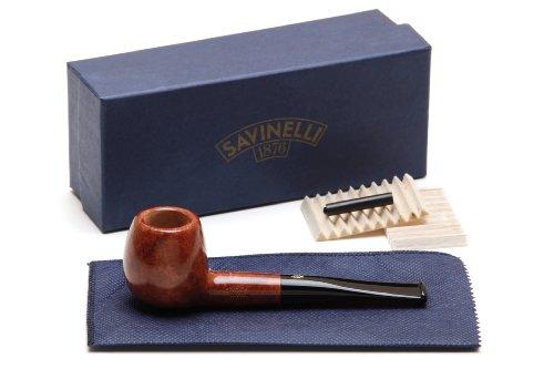 Savinelli Spring Liscia 207 Tobacco Pipe