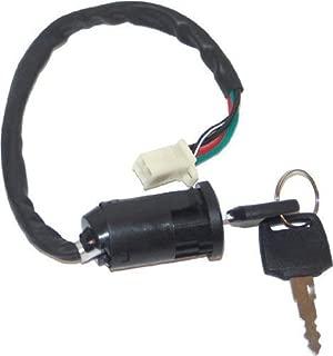 Lumix GC Ignition Keys Switch For HAMMERHEAD MUDHEAD TORPEDO 80T SHARK GO KART PART 6.000.165