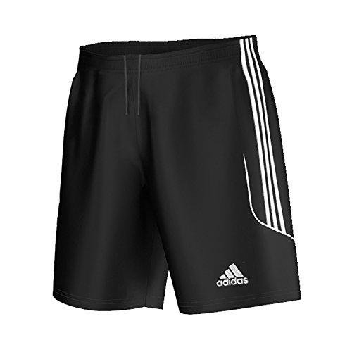 adidas-Pantaloncini Squadra 'Shorts con Interno Antiscivolo, n. 13