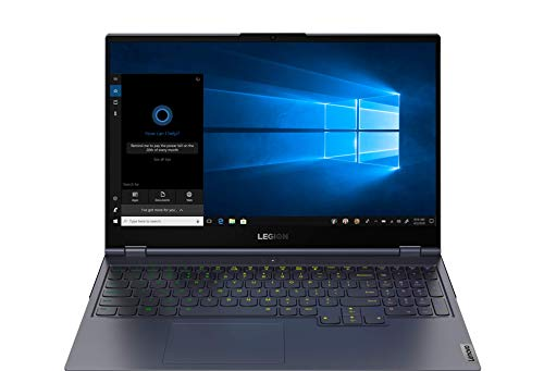 Lenovo Legion 7 15.6 Inch FHD Gaming Laptop (Intel Core i7, 2x 8 GB RAM, 1 TB SSD, NVIDIA GeForce RTX 2070 Super Max-Q, Windows 10 Home) – Slate Grey