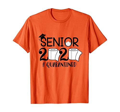 ATEEZ Senior 2020 Quarantined T-Shirt Color Orange Size L