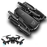 L103 WiFi FPV Drone con cámara Dual 4K HD, Quadcopter Plegable de...