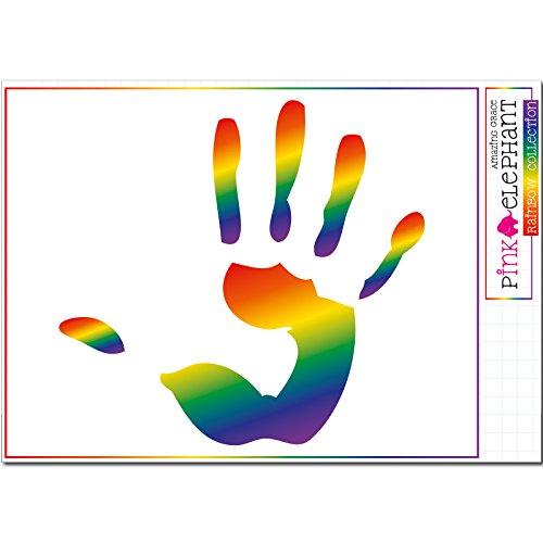 pinkelephant aufkleber rainbow collection 17