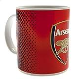 Arsenal FC azul desvanecimiento fútbol rojo regalo taza de fans oficial en caja