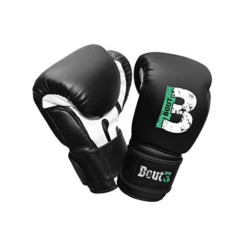 BOUT3® Kinder Kickboxen, Handschuhe Muay Thai | Boxhandschuhe | MMA Sandsack Boxsack Boxen Sparring Training | Kampfsport, UFC–Punchinghandschuhe, Coachinghandschuhe für Jungen & Mädchen - 04 oz