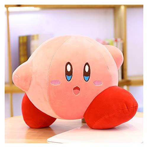 10/25 / 35cm Nettes Spiel Kirby Stern-Plüsch-Kissen-Spielzeug Gefüllte Karikatur-Plüsch-Anhänger Schlüsselanhänger-Puppe-weiche Sofa-Kissen-Dekor-Kind-Geschenk (Color : 4, Height : 10cm Pendant)