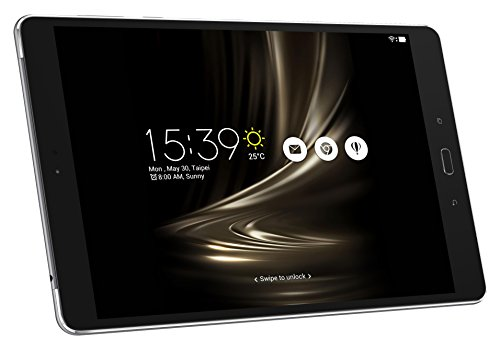 Asus ZenPad 3S Z500M-1H006A 24,6 cm (9,7 Zoll 2k Display) Tablet-PC (MediaTek 8176 Hexa-Core, 4GB RAM, 64GB Datenspeicher, Android 6.0) grau