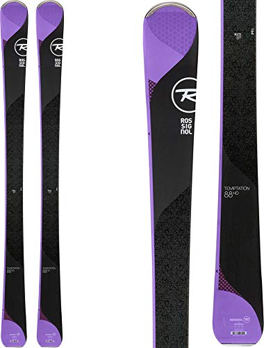 Rossignol Temptation 88 HD Skis Womens