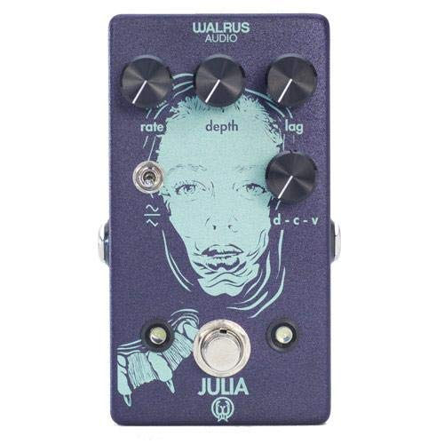 Walrus Audio Julia Analog Chorus/Vibrato Guitar Effects Pedal