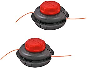 MTD Pack of Two 753-08182 Replacement Cutting Head Assembly