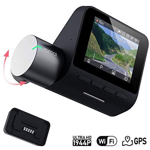 mächtig 70mai Pro Dashcam 1944P FHD Wi-Fi-Autokamera, Nachtsicht, GPS-Modul, Parküberwachung, 140 °…