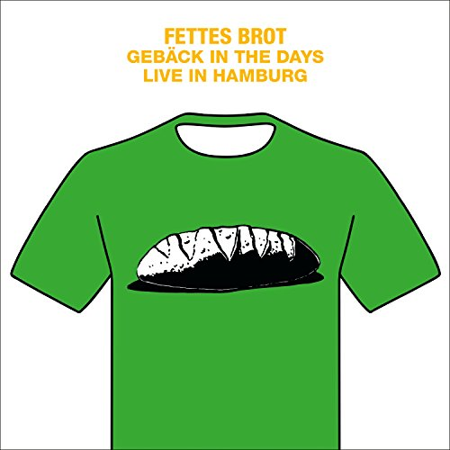 Gebäck in the Days-Live in Hamburg 2016/2lp+Dvd [Vinyl LP]