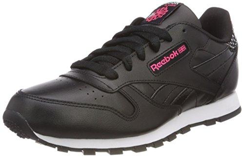 Reebok Cl Leather Girl Squad, Zapatillas de Deporte Mujer