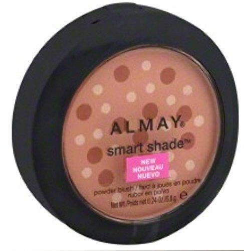 Almay Smart Shade Powder Blush, Nude [20] 0.24 oz by Almay