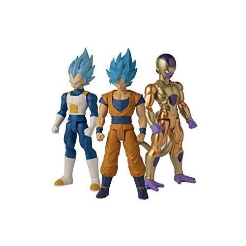Bandai -Digital Edition Dragon Ball 30 cm 21737639 personajes y Playset masculino, multicolor, modelo surtido, 1 unidad