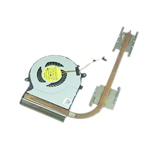 Laptop Heatsink&Fan for Toshiba Satellite L50-C L55-C L55-C5272 P50-C S55-C DFS541105FC0T FGFM New