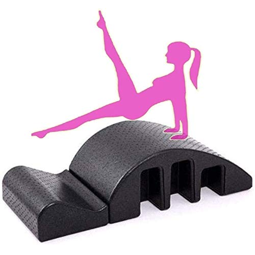 Hammer Spine Corrector Barril |Se Utiliza for Abrir el Pecho |Correcta y Restaurar la curvatura de la Columna |Incluye 20 min Entrenamiento