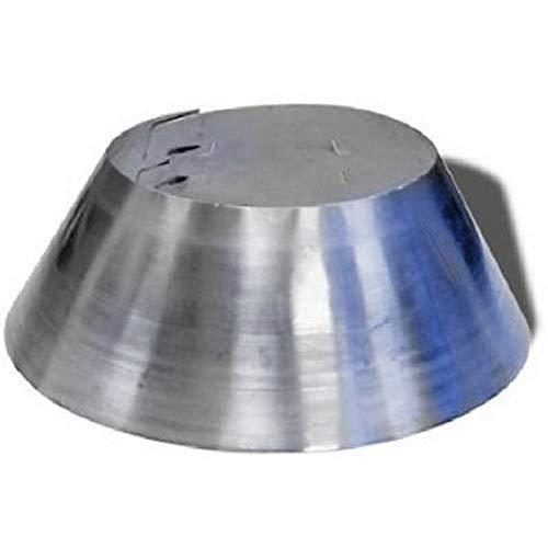 Selkirk Metalbestos 6T-SC 6-Inch Stainless Steel Storm Collar