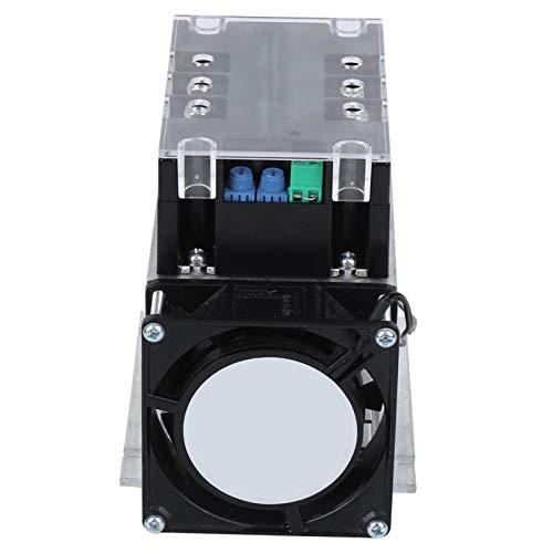 Práctico motor Módulo controlador de arranque suave Accesorios de motor Accesorios de motor monofásico con fondo de latón Industrial para motor monofásico(Module + radiator)