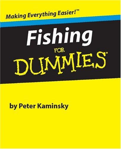 Fishing For Dummies (Dummies Minis)