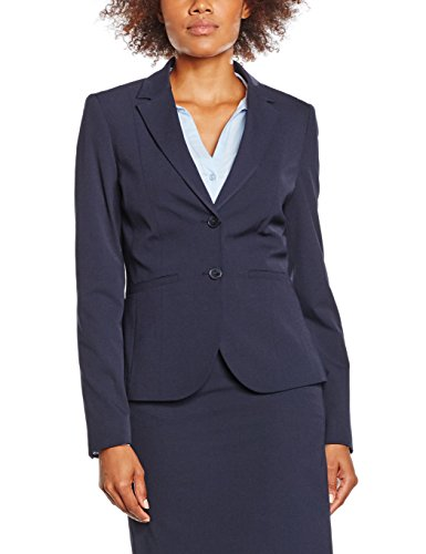 More & More Damen, Sally Blazer, Blau (Marine 0375), 36