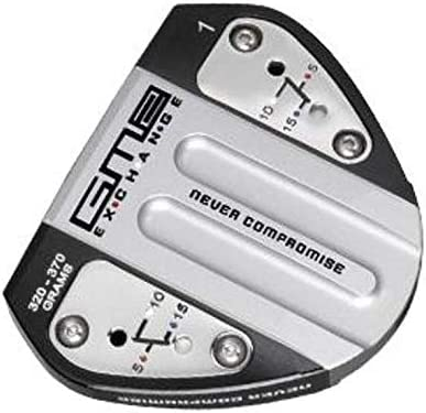 Never Manufacturer OFFicial shop Compromise GM2 Exchange 1 Handed Right Steel Putter 35.0in Max 50% OFF