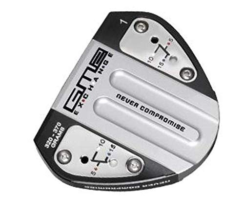 Never Compromise GM2 Exchange 1 Putter Steel Right Handed 35.0in