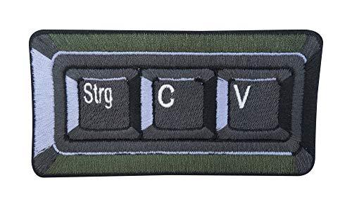Copiar y pegar teclado parche para planchar | Divertido parches, divertido videojuegos, parche de plancha, parches de gamer Funny Gamer, parche para estudiantes Finally Home