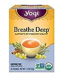 Yogi Tea, Breathe Deep, 16 Count