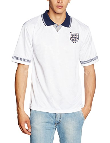 England Retrotrikot aus der Weltmeisterschaft 1990 (large)