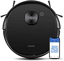 Save on select ECOVACS robotic vacuum cleaner.