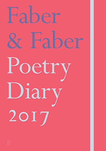 Faber & Faber Poetry Diary 2017: Coral (Diaries 2017)