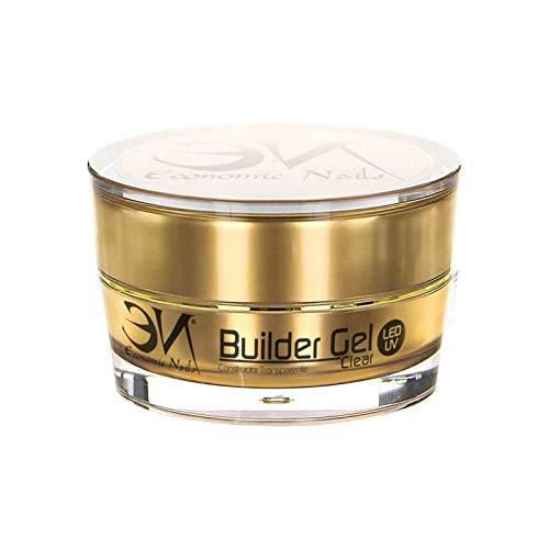 Builder Gel UV/Led 15ml para uñas de gel | Ultra resistente y fácil de aplicar | Economic Nails