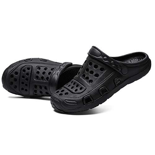 OFFA Pantuflas Pantuflas Mujeres para Hombres Zapatillas De Jardín Zapatos Sandalias De Secado Rápido Liviano Transpirable Zapatillas Al Aire Libre Zapatillas De Agua Caminatas Zapatillas