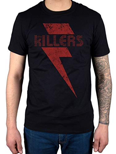 AWDIP Oficial The Killers Bolt T-Shirt