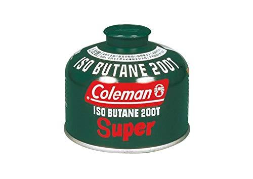コールマン 純正イソブタンガス燃料 Tタイプ 230g 5103A200T