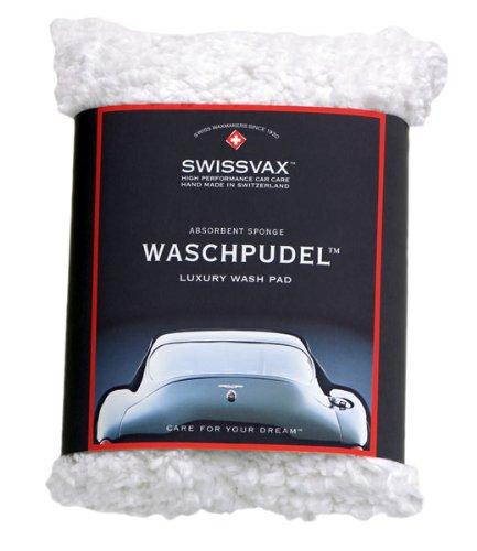 Swizöl 1099110 Waschpudel Luxury Wash Pad
