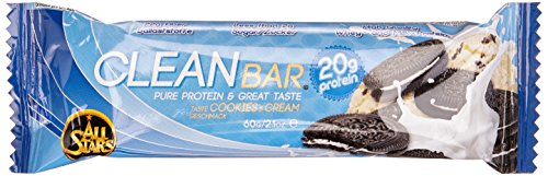 All Stars Clean Bar, Cookies-Cream, 18er Pack (18 x 60 g)