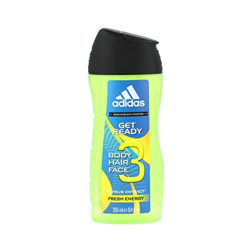 Adidas Get Ready! Gel de Douche 250 ml