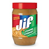 Jif Creamy Peanut Butter 1kg