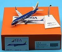 "JC Wings 1:200 EW2175010 FDA Fuji Dream Airlines Plane 飛行機 Embraer 170-200STD ""Navy Blue Color"" Diecast Aircraft Model ダイキャスト航空機モデル Reg#JA13FJ"
