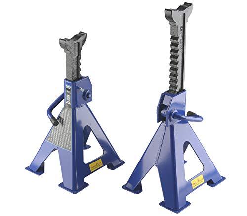 Pro-Lift-Montagetechnik 12t Unterstellbock Set, 2x12t, Höhe 465mm - 725mm, 00157