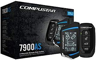 Compustar CS7900-AS All-in-One 2-Way Remote Start and Alarm Bundle w/ 3000 feet Range